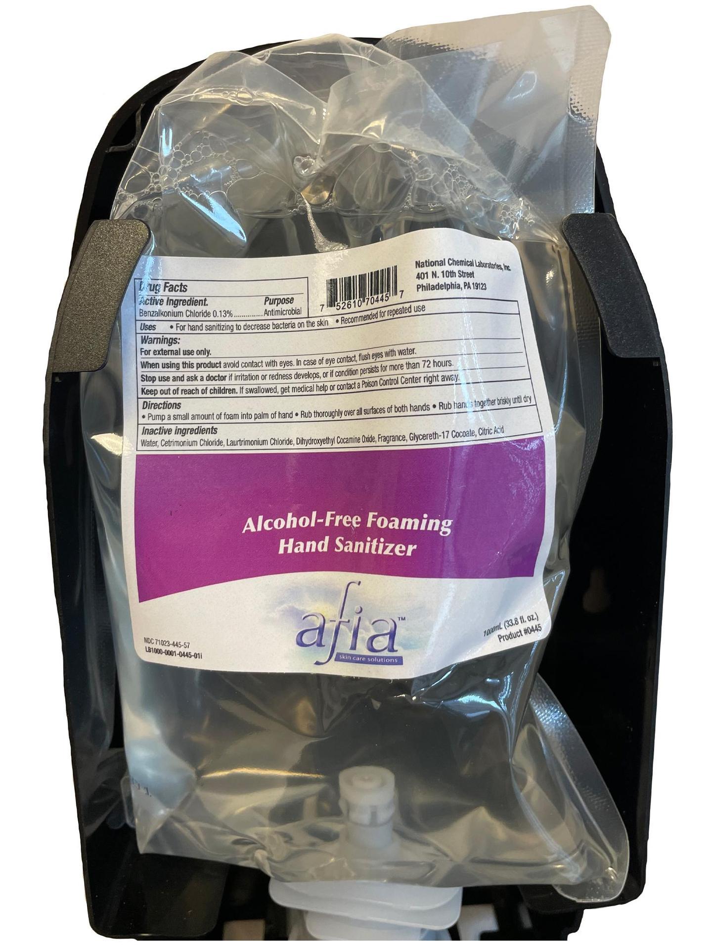 Hand Sanitizer Dispenser Refills