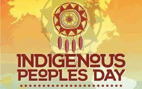 No School on Monday, October 12th - Indigenous Peoples' Day. Featured Photo