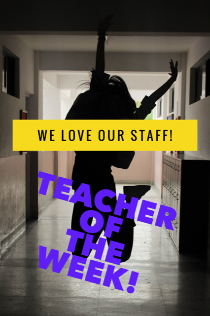 St. Pius X Teacher of the Week ~ Ms. Angie Bailey! Thumbnail Image