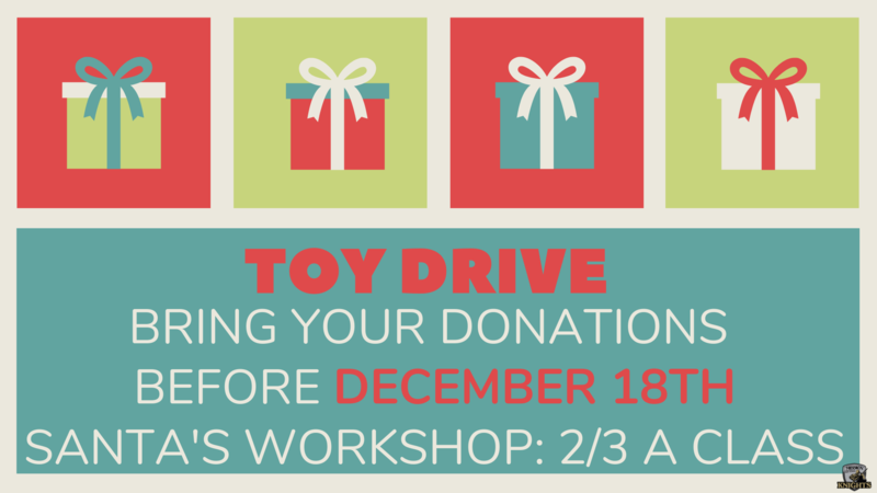 Sophomore Class Hosts Toy Drive Featured Photo