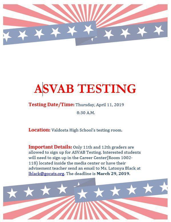 ASVAB Test 2019