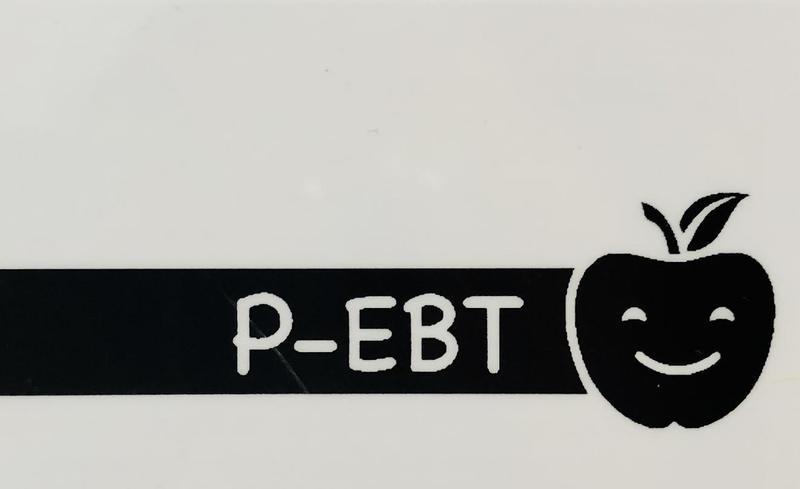 P-EBT Logo Apple