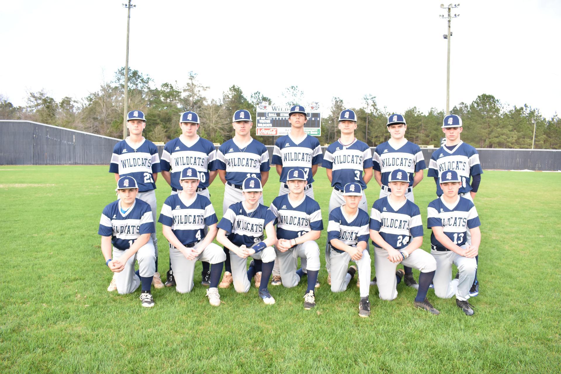 Jr. Varsity Team