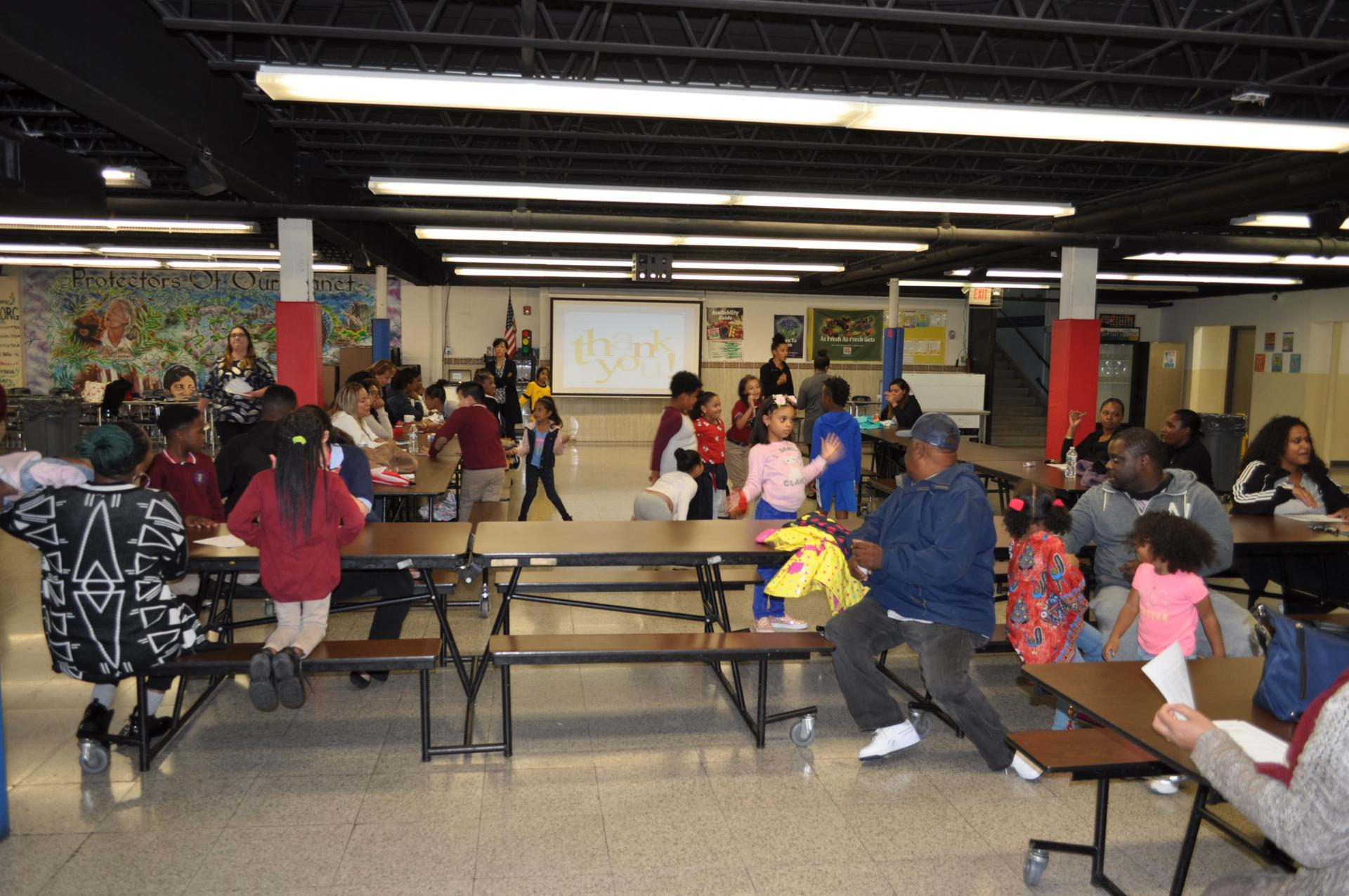 Second Grade Literacy Night for Parents