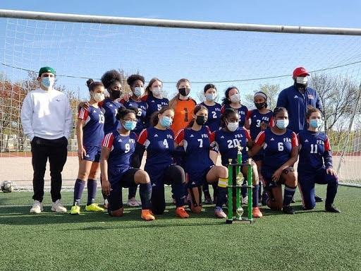 PHA Girls Varsity Soccer Team Wins MCSAO Championship Featured Photo