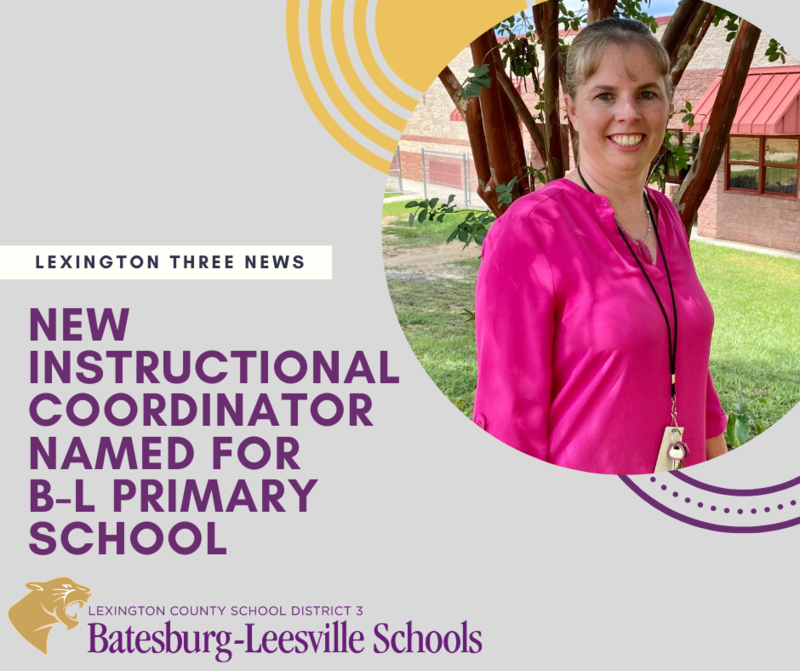 New Instructional Coordinator Named for B-L Primary School