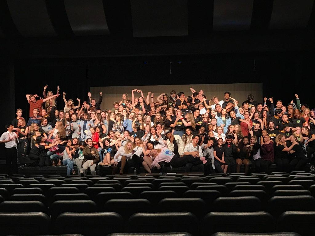 2018 SHS Theater Group