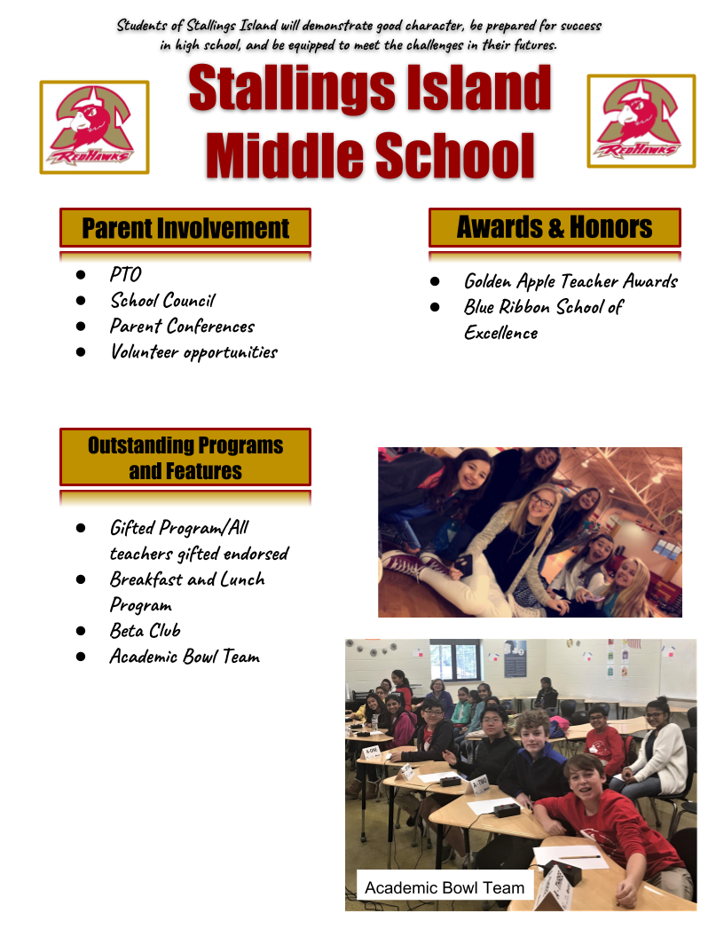 school profile page 2