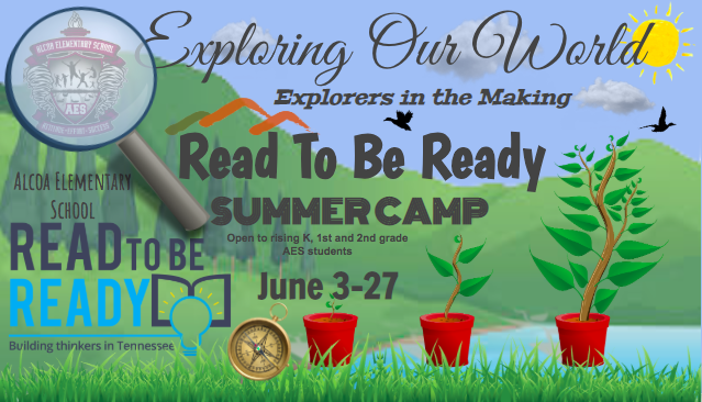 Read To Be Ready Summer Camp Featured Photo
