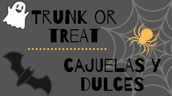 Trunk or Treat / Cajuelas y Dulces Thumbnail Image