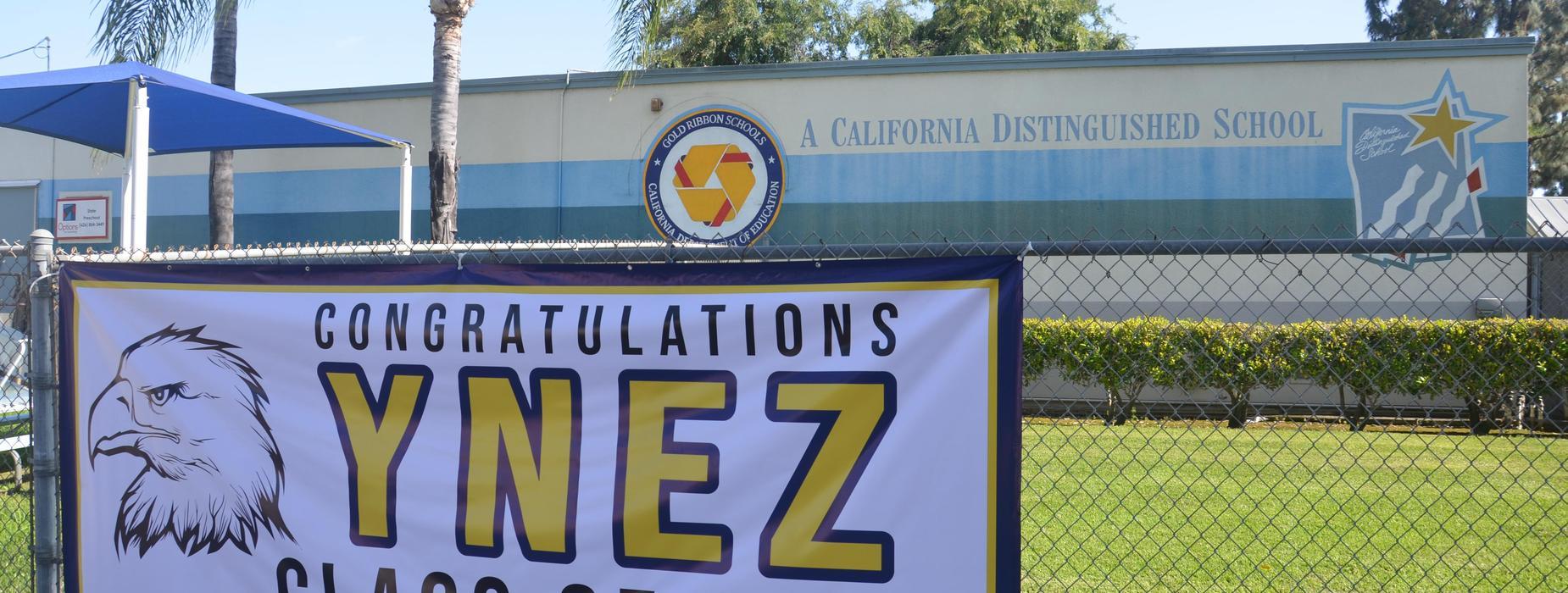 Ynez Class of 2020 Banner