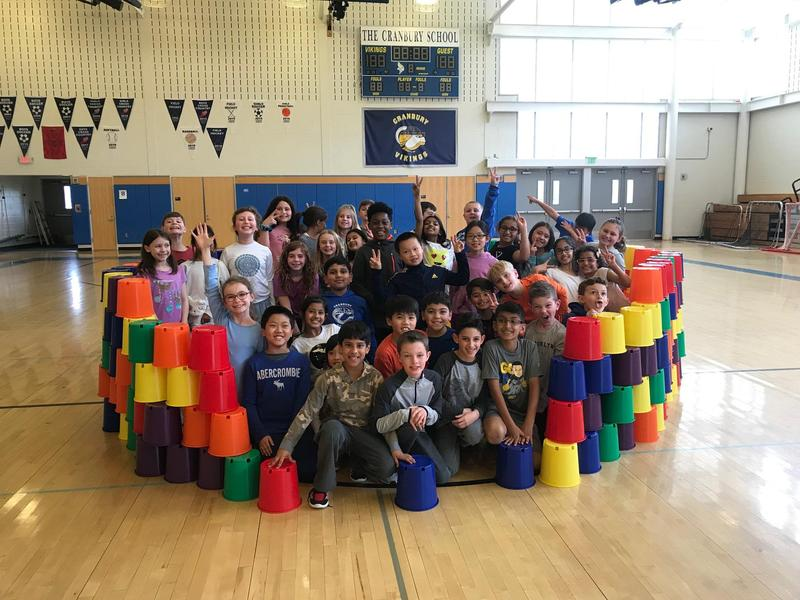 PTO grant allows purchase of stacking buckets