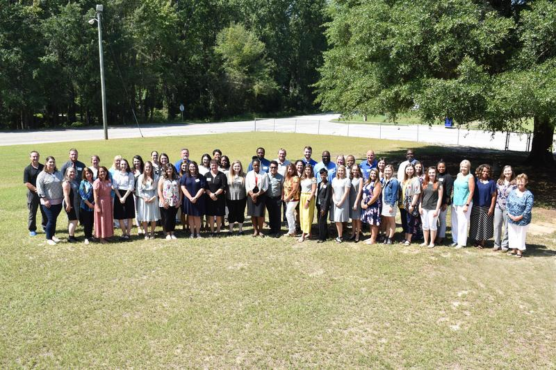 Superintendent welcomes new teachers Featured Photo