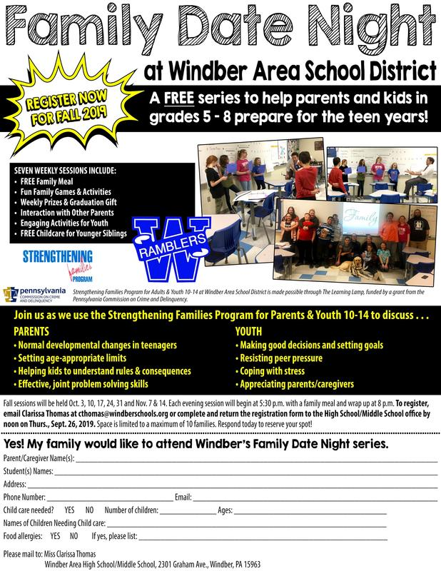 Windber Area School District