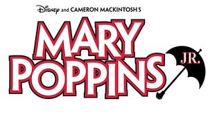 Mary Poppins Jr Logo
