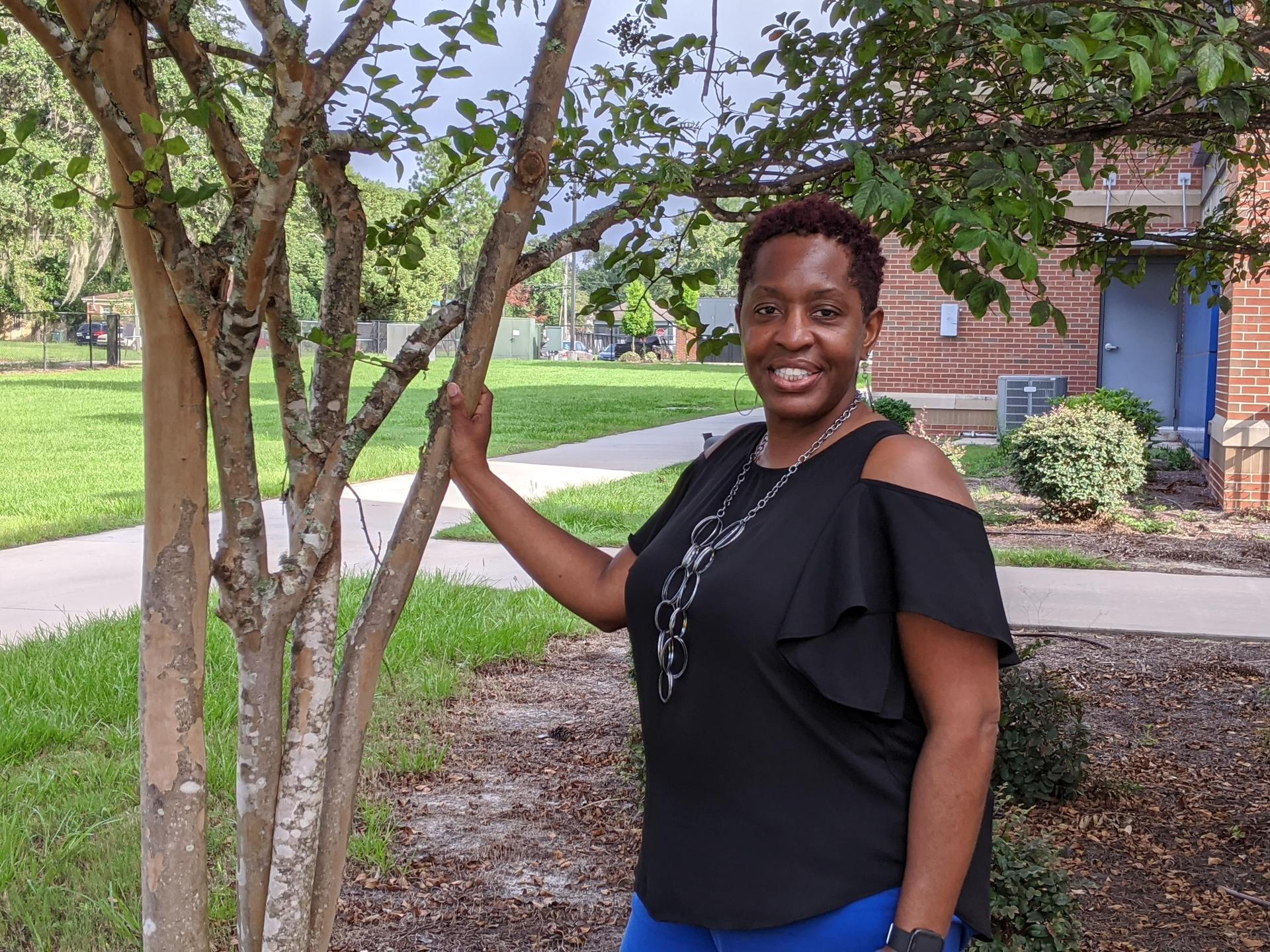 Mrs. Hutcherson - Co-Teacher