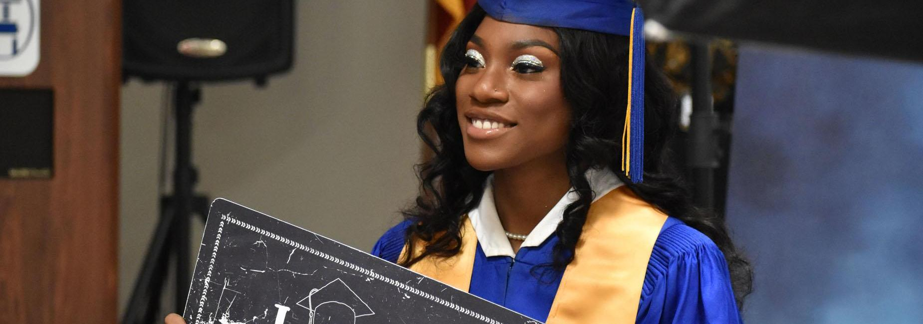 NEC Girl Graduate