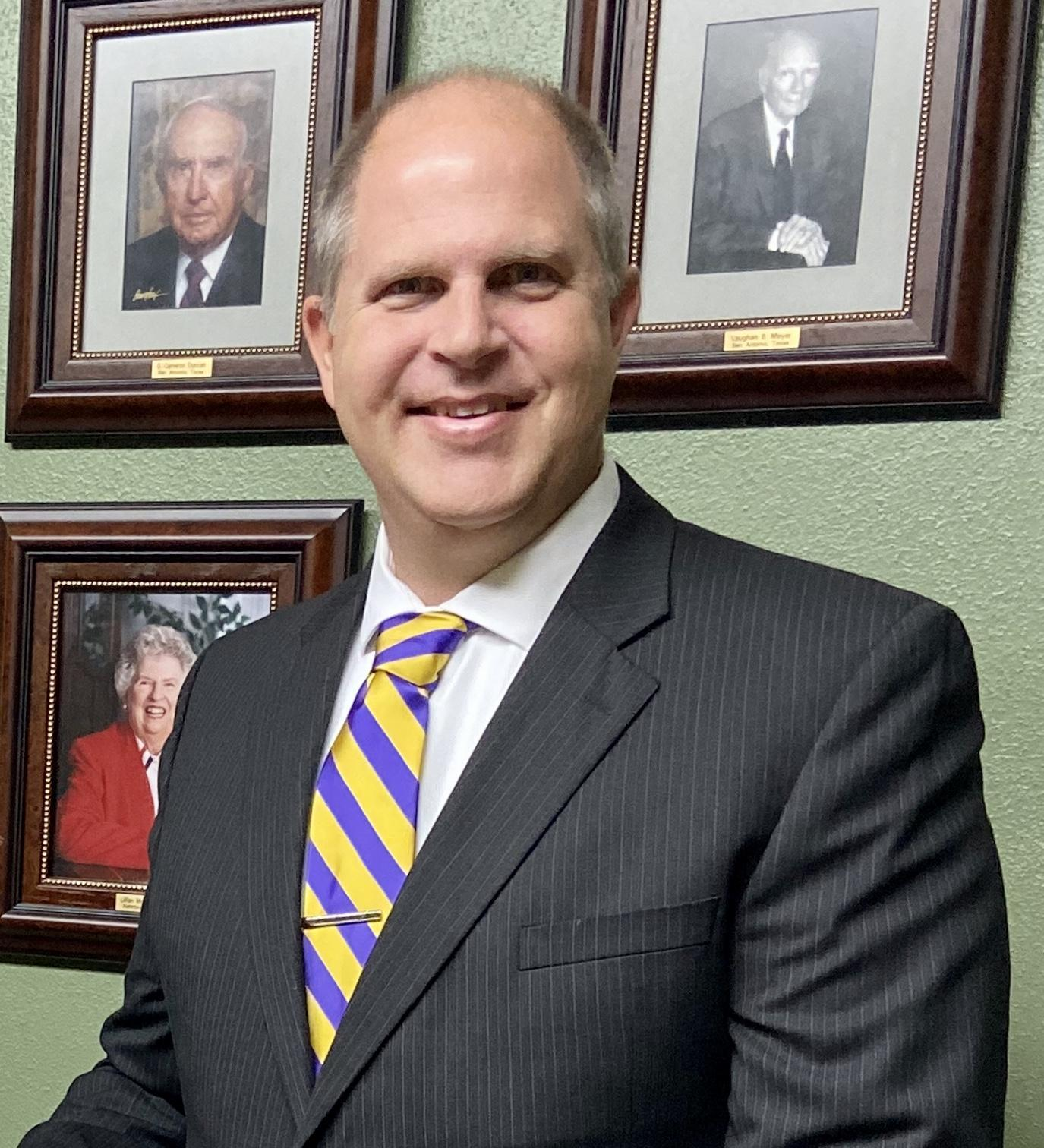 Superintendent Alex Remschel