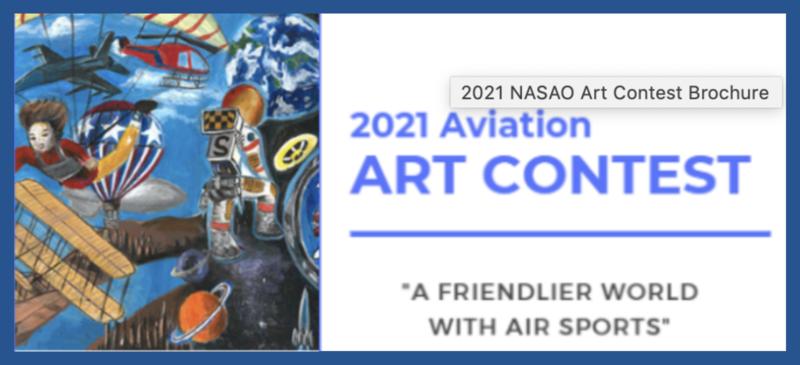 Aviation Art Contest