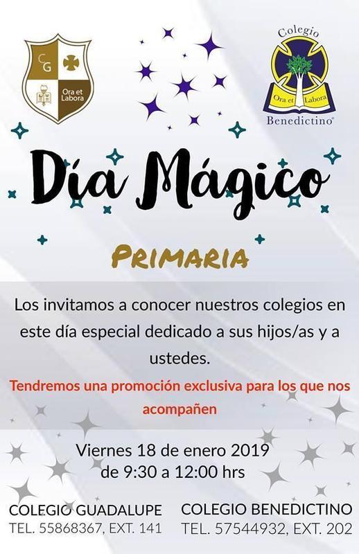 Invitación a nuestro Día Mágico Featured Photo
