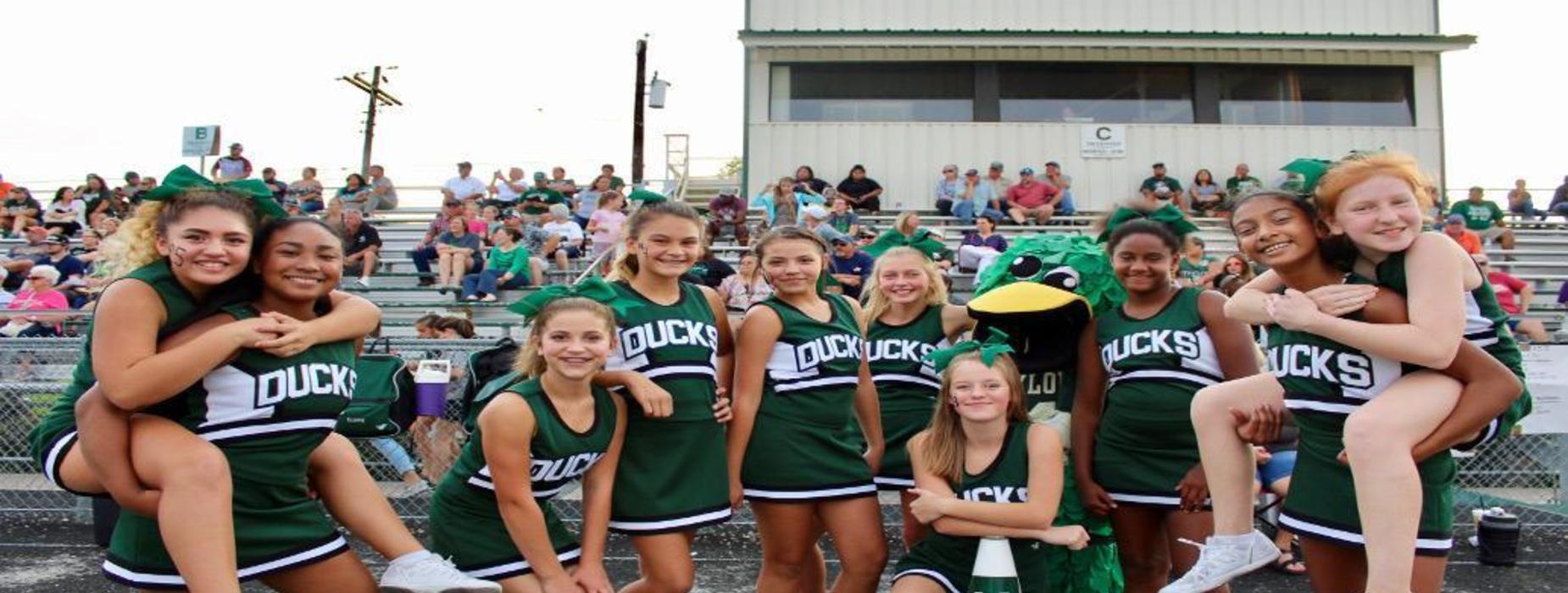 tms cheerleaders