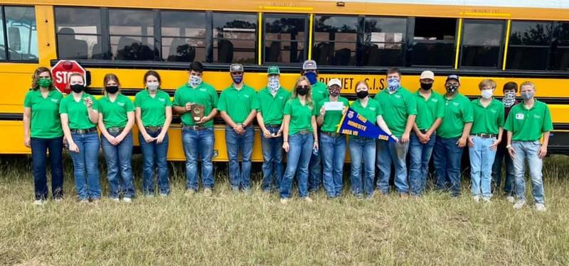 FFA Range and Homesite Teams Qualify for State Thumbnail Image