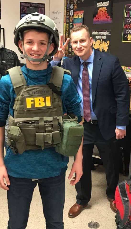FBI at GAVC