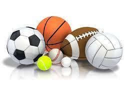 Sports Balls Graphic