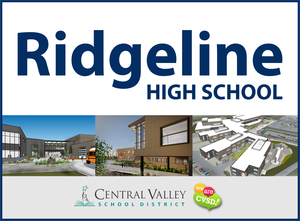 Ridgeline High School Graphic