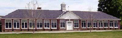 Chesterfield School Building