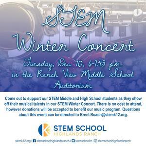 STEM Winter Concert