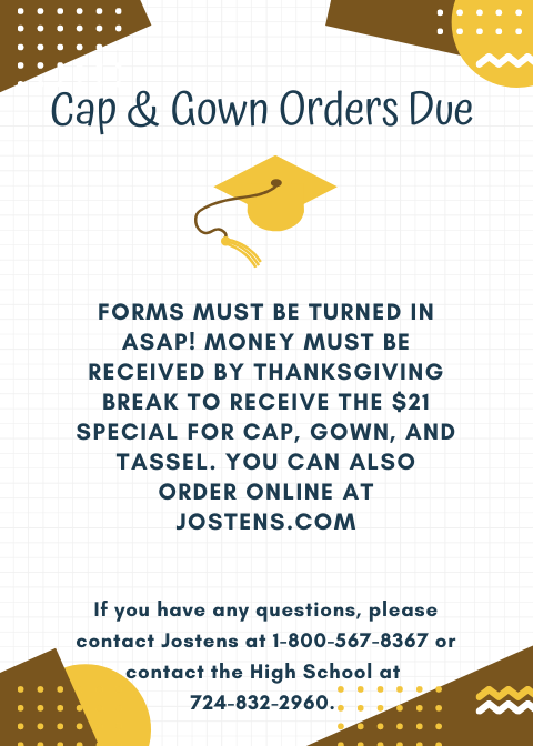 Cap & Gown
