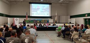 Panel discusses the 2020 Census
