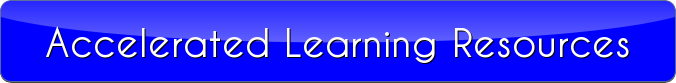 blue button reads accelerated learning resources
