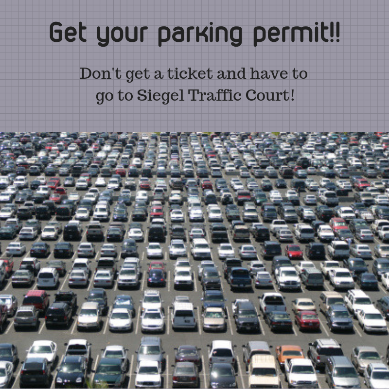 Time to Buy Parking Passes! Thumbnail Image