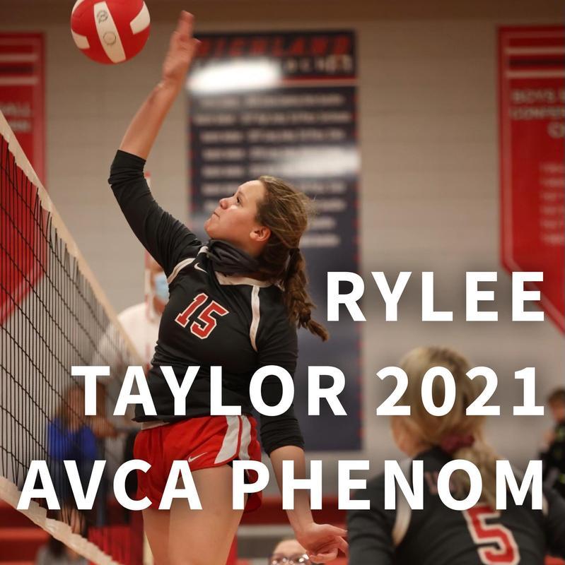 Congratulations Rylee Taylor! Thumbnail Image