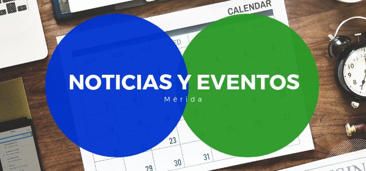 CUAM Mérida noticias y eventos