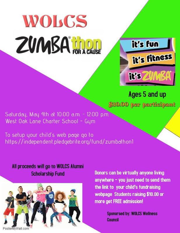 WOLCS ZUMBATHON! DANCING FOR A CAUSE Featured Photo