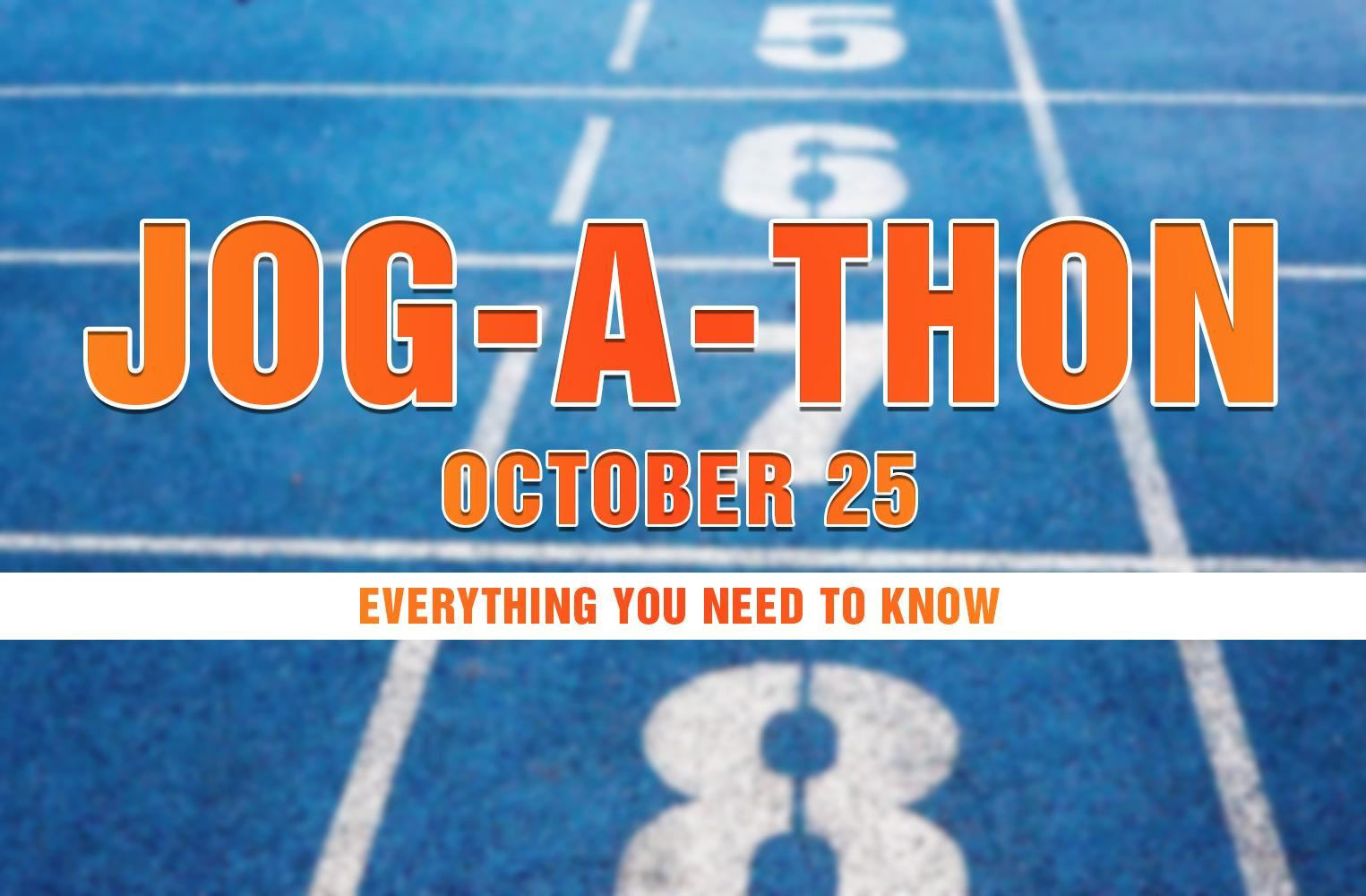 Jog-A-Thon 2019: Everything You Need to Know