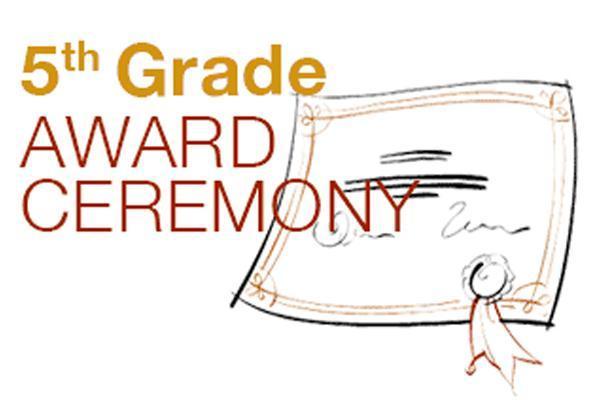 View NE's 5th Grade Award Ceremony Thumbnail Image