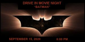 Batman Movie Night
