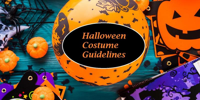 Halloween Costume Guidelines Featured Photo