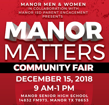 Manor Matters Community Fair Thumbnail Image