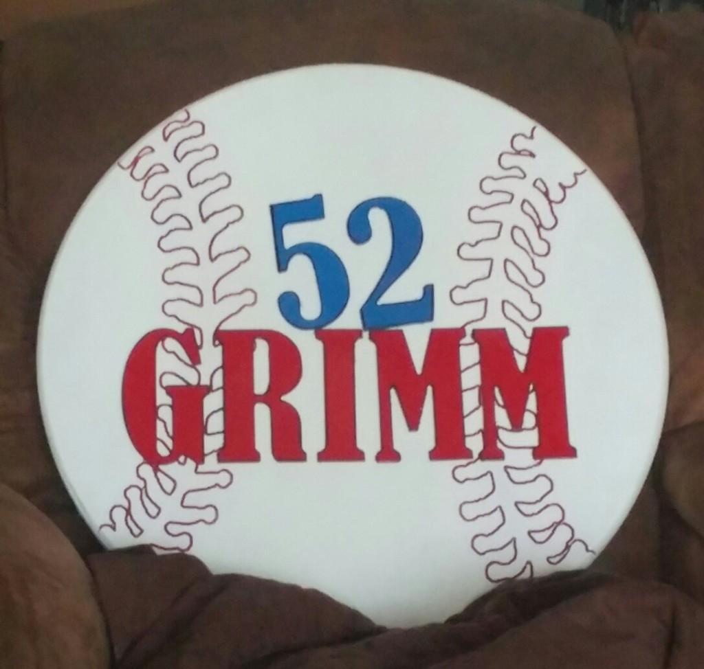 Grimm, baseball, Cubs, World Series