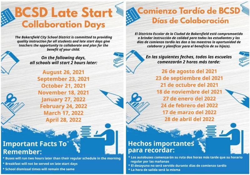 Late Start/ Comienzo Tardio Featured Photo