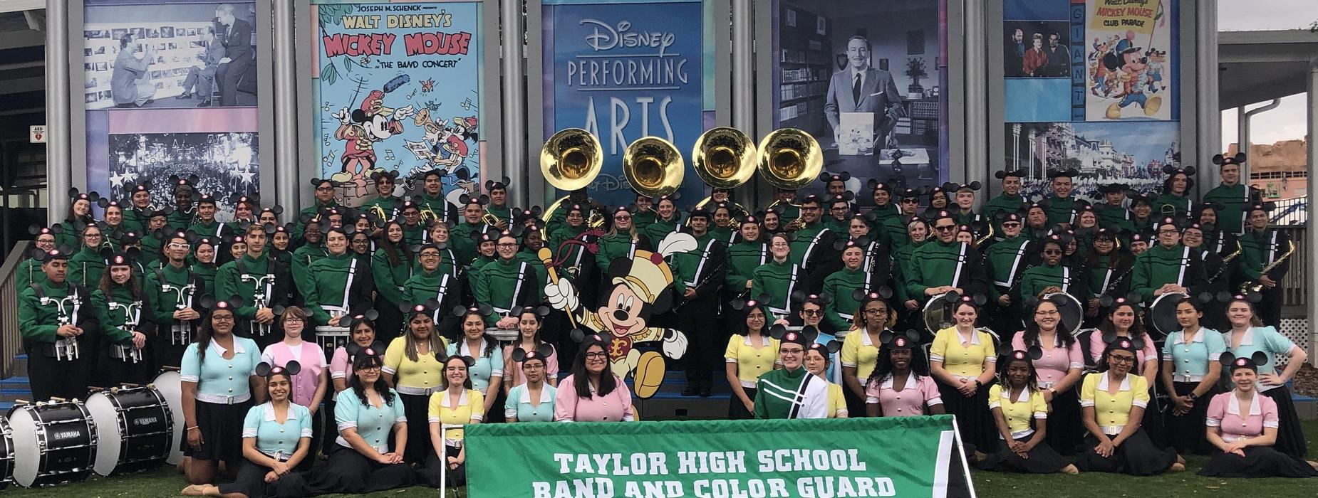 Band at Disney 2020