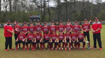 WBMS Baseball Team 2018-2019