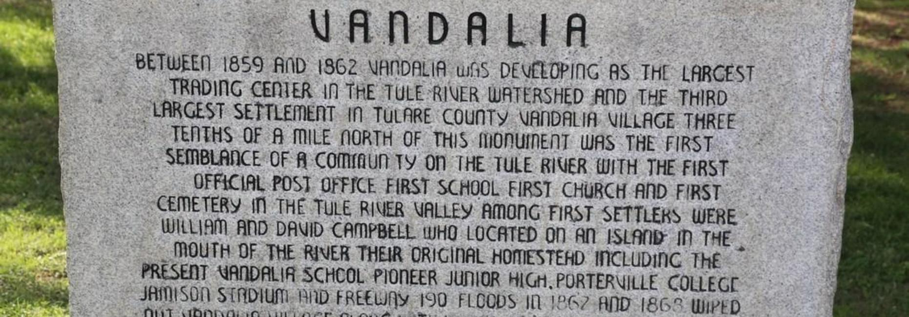 Vandalia stone