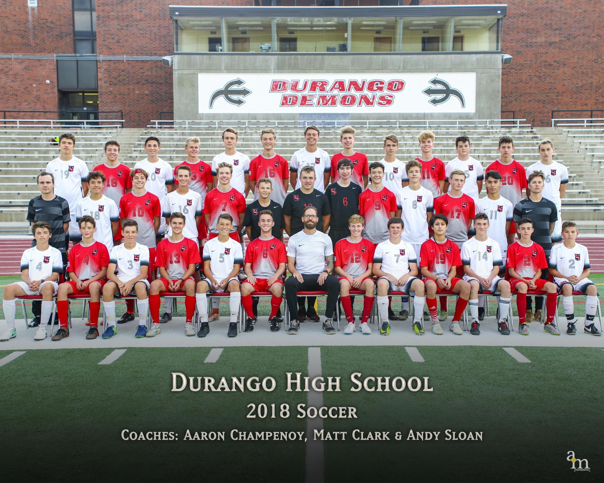 2018 Team Picture