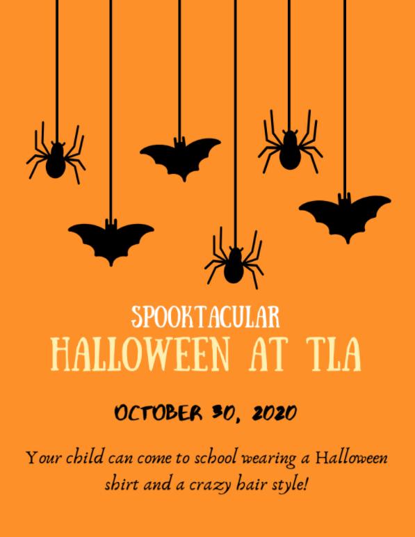 Halloween at TLA Featured Photo